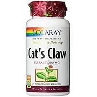 Solaray კატები Claw
