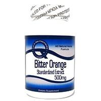 GLS Bitter Orange სტანდარტიზებული ამონაწერი