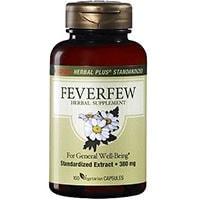 Gnc მცენარეული პლუს Feverfew ამონაწერი