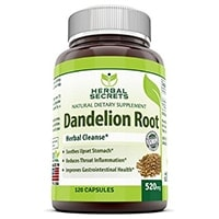 Herbal Secrets Dandelion Root