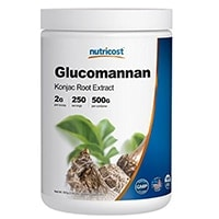 Nutricost Glukomanan Powder
