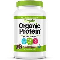 Orgain Organic Plant Batay Protina Powder