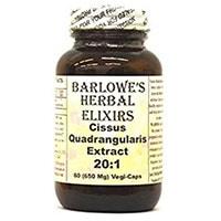 Barlowe Herbal Elixiere Cissus Quadrangularis Extract