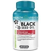 الصحة المنطق الحبة السوداء زيت بذور