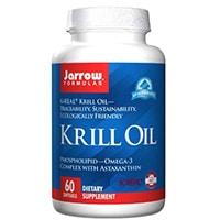 Jarrow ფორმულები Krill ნავთობის