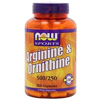 NOW Foods L-arginine ornithine