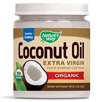 ბუნება გზა Extra Virgin ორგანული ქოქოსის ზეთი