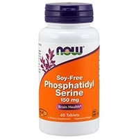 Nyt ruoka Soy Free Phosphatidyl Serine
