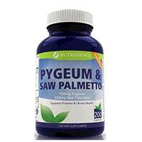 Nutrissence Pygeum и Saw Palmetto