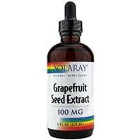 Solaray Течен Екстракт от семена на грейпфрут