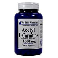 Kami Suka Vitamin Asetil L-Carnitine