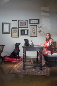 Emmie Henderson Howard, a Brenau alumna and CEO of the apparel company Southern Proper, is one of the newest members on Brenau's Board of Trustees.