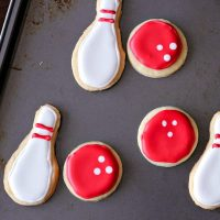 How to Make Bowling Cookies