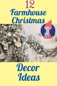 Farmhouse Christms Decor