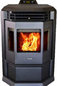 2- Comfortbilt pellet stove HP22-50000BTU