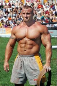 Strongman Mariusz