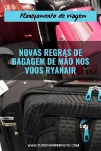 Ryanair bagagem