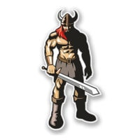 Adhesivos de Vikingos
