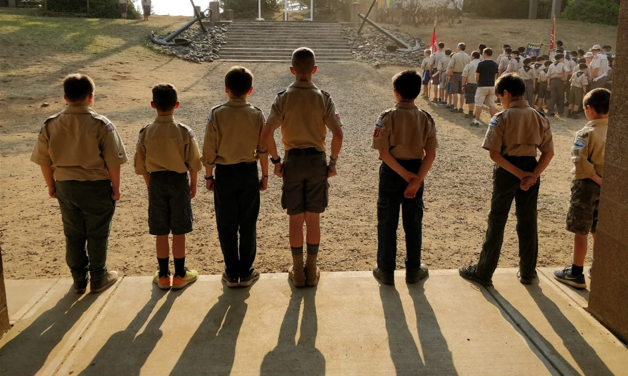 Boy scouts of america votes to end controversial ban on openly
