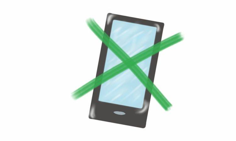 Smartphone leise stellen