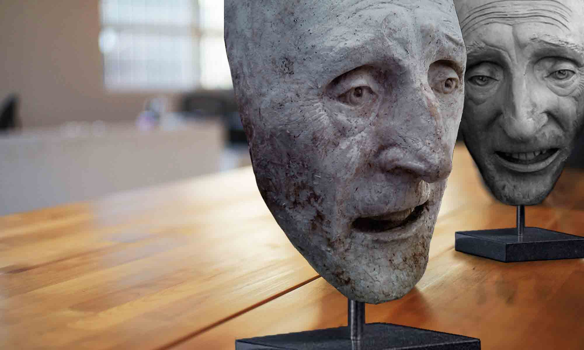 Escultura personalizada