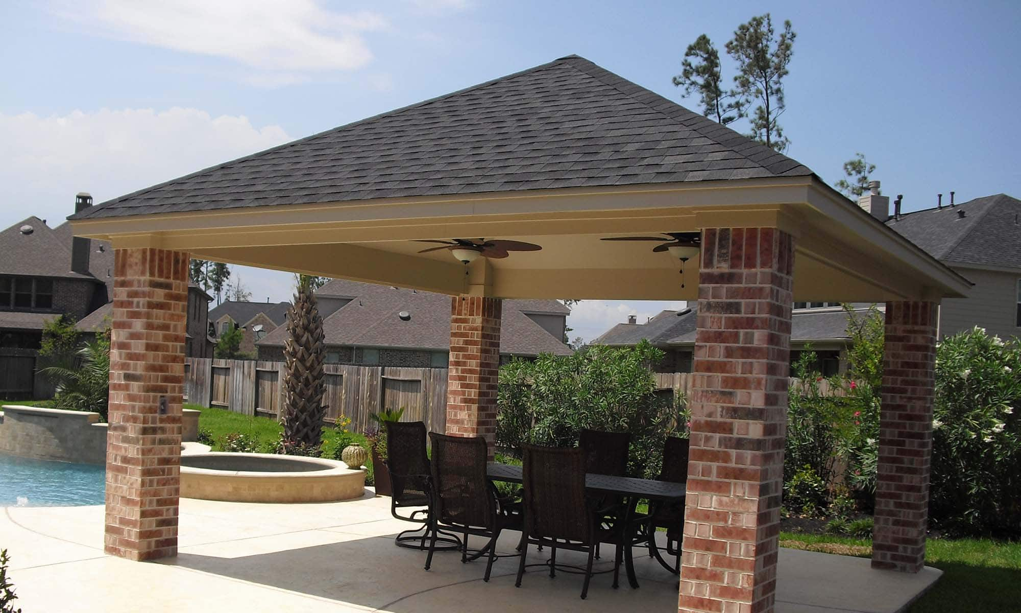 Gazebo Kits, Covered Patio & DIY Pergola Roofing Australia