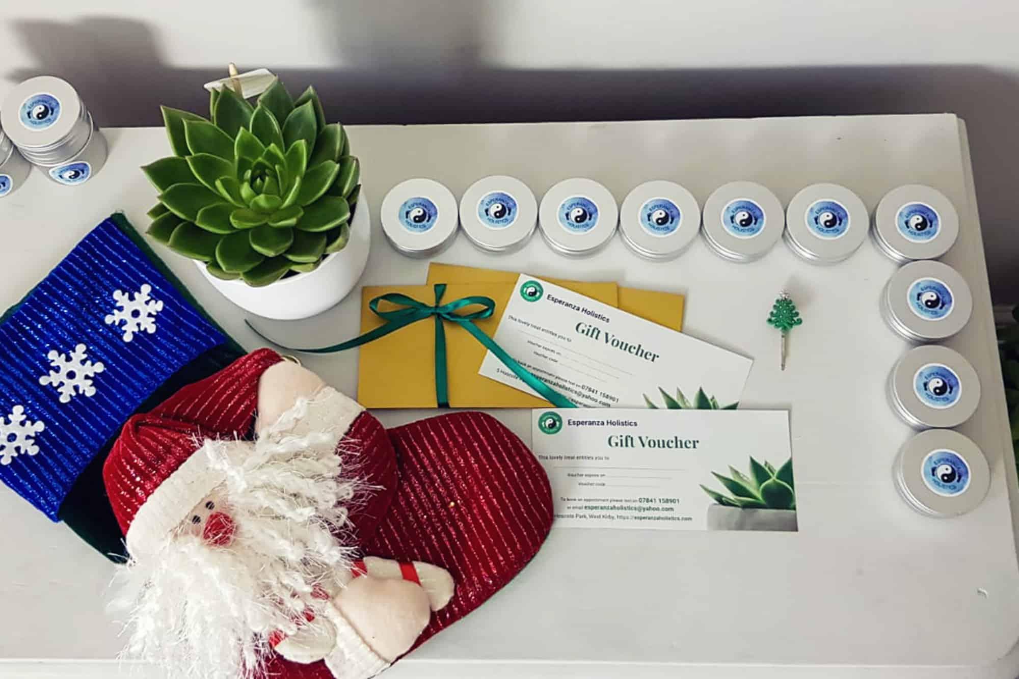 Esperanza Holistics Gift vouchers