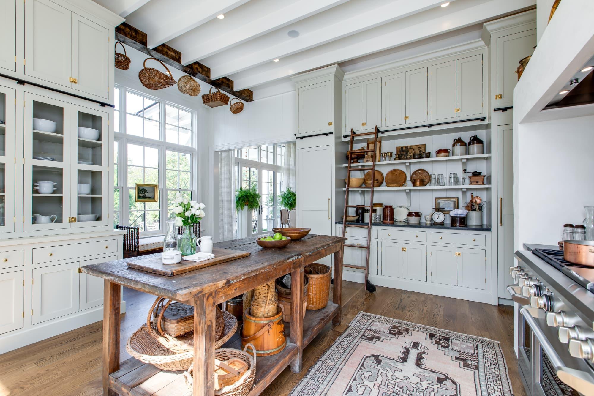 kitchen design by hatcliff construction