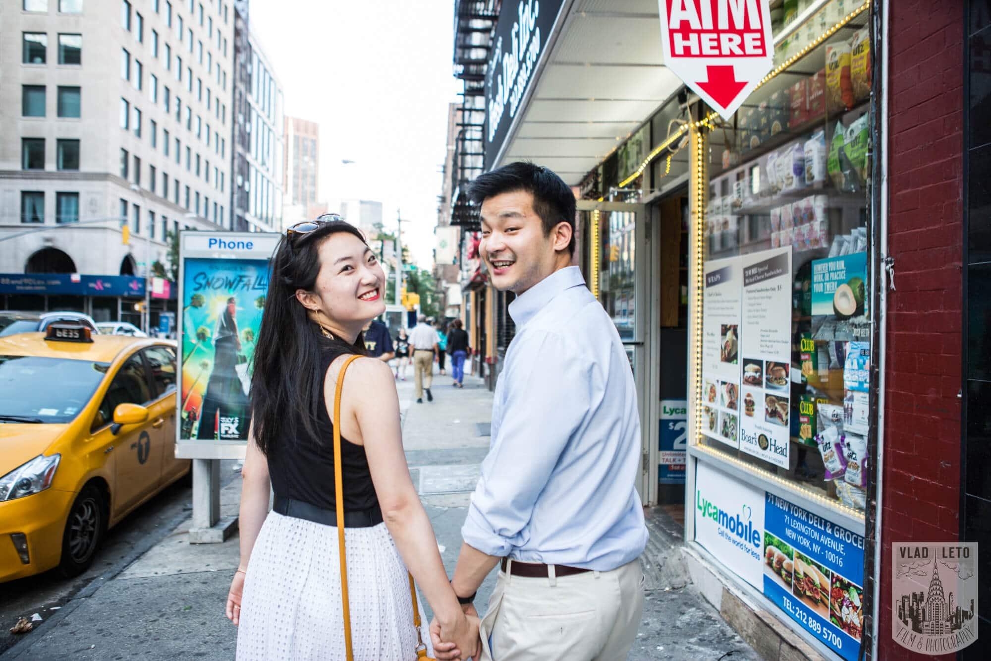 Photo 11 Gramercy Park Marriage Proposal | VladLeto