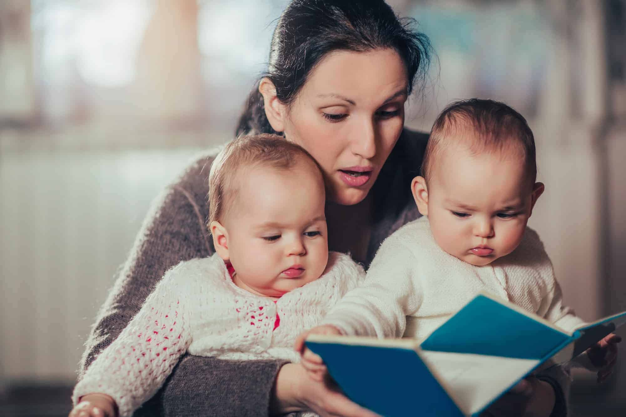 NY Surrogacy Center - Intended Parent with Babies