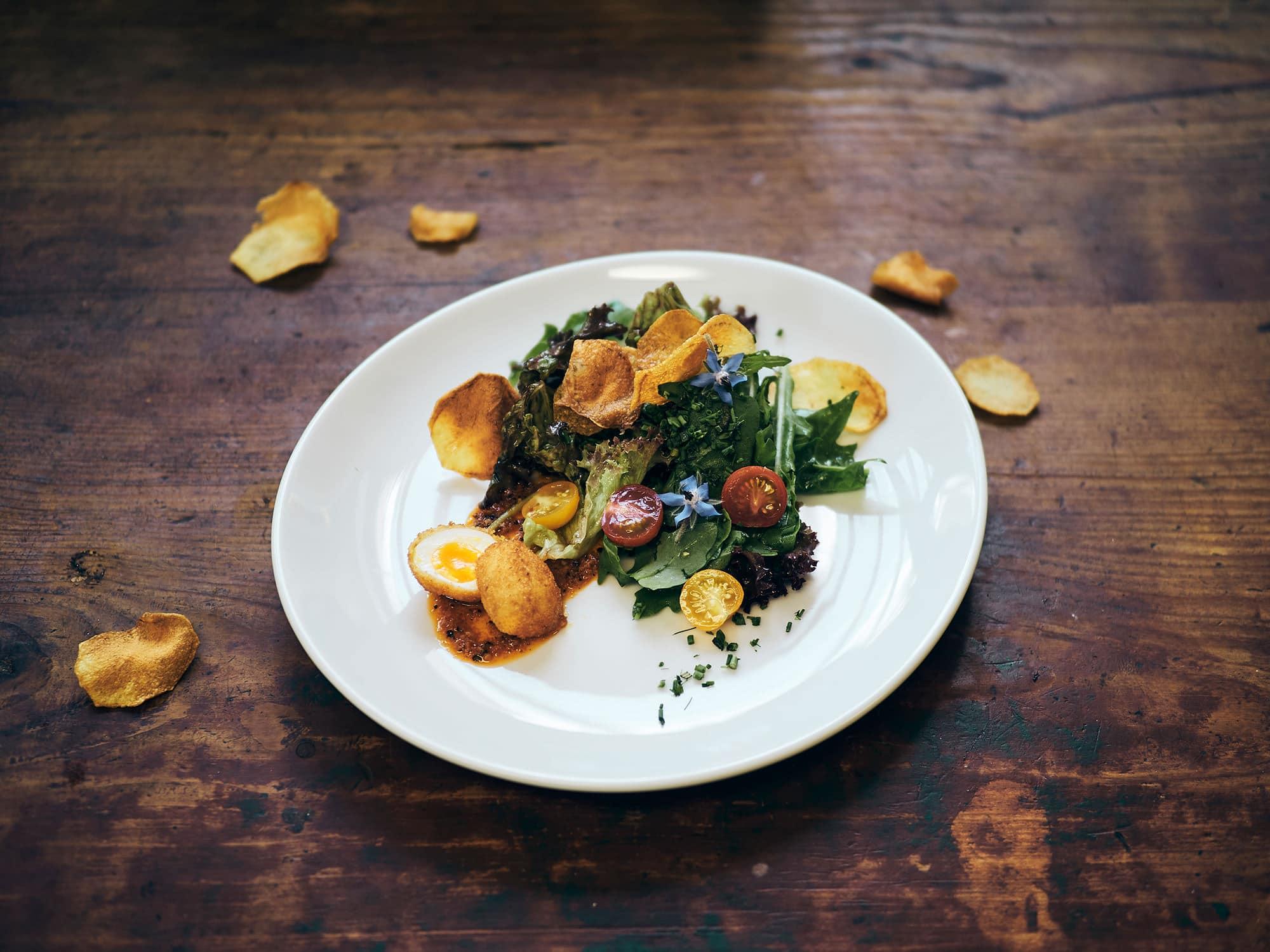 Moderne fränkische Küche – Bio-Restaurant Fetz