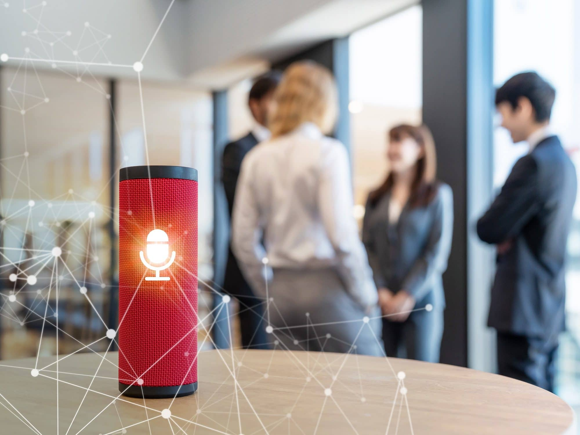 voice technology and compliance