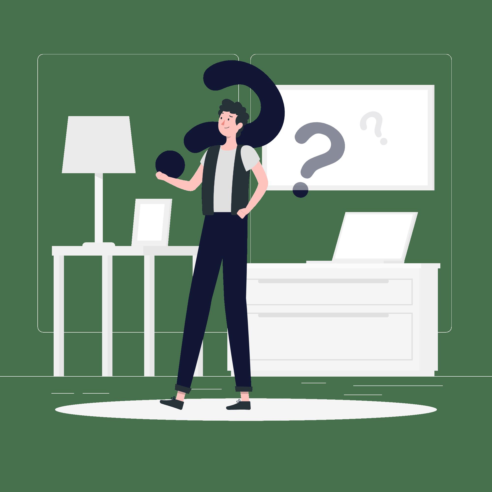 سوالات پر تکرار طراحی سایت