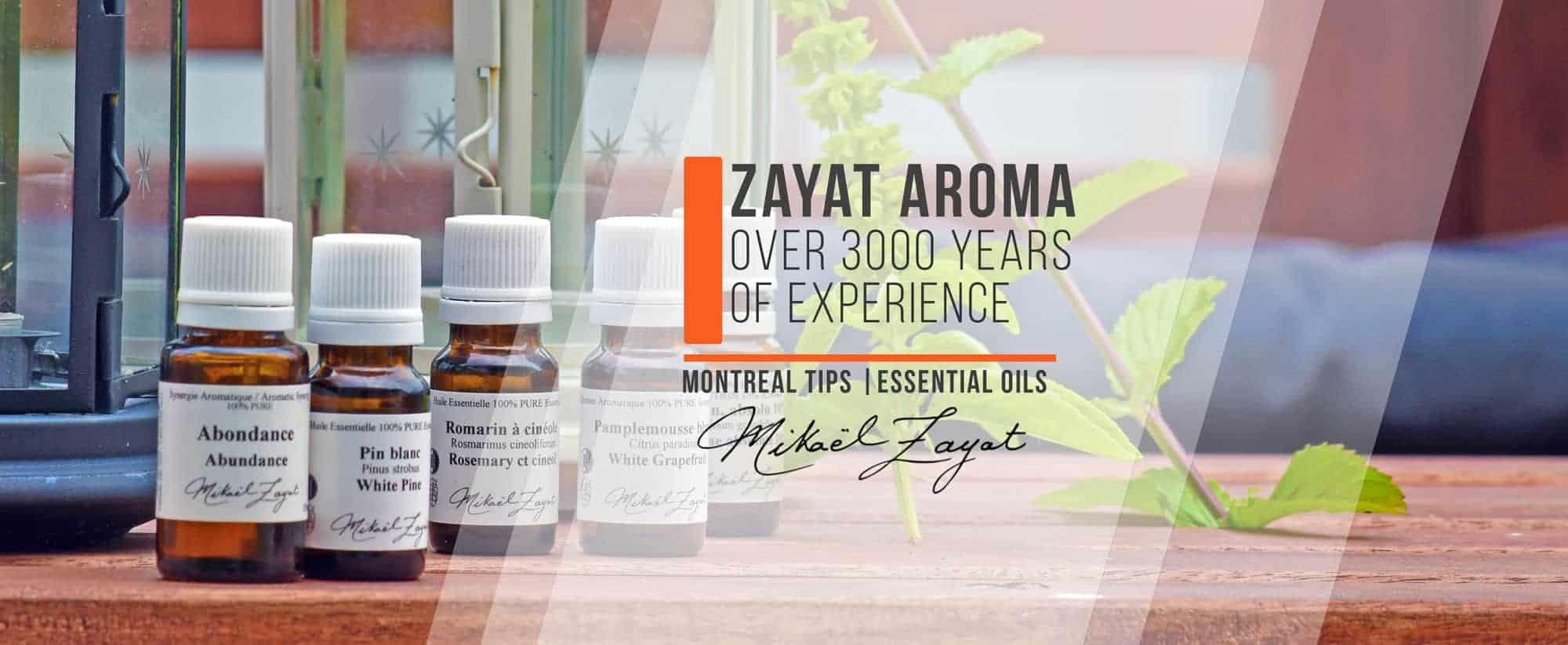 Zayat Aroma - Essential Oil