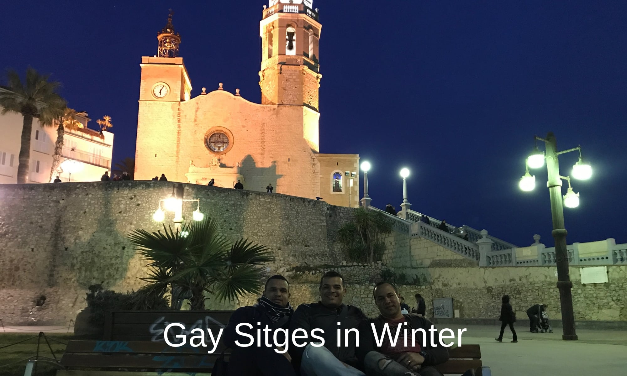 Gay Sitges in Winter