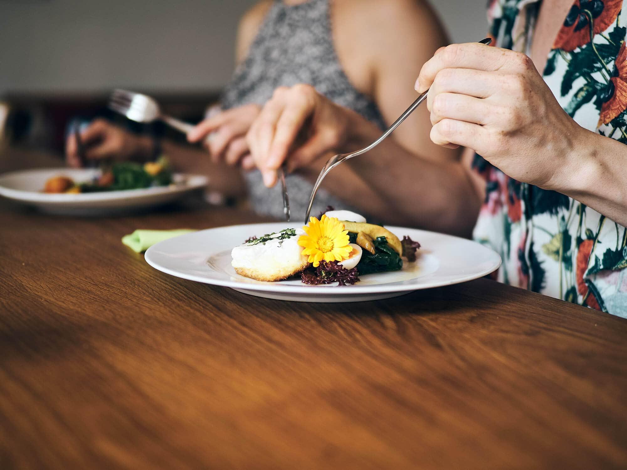 Genießen Sie geschmackvolles fränkische Essen imGasthaus Fetz