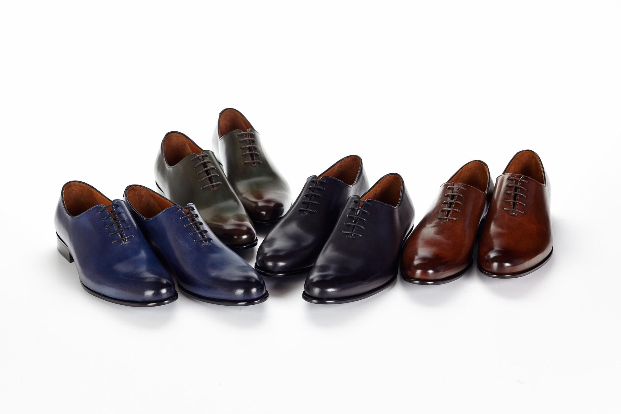 Paul Evan Shoes S/S 14