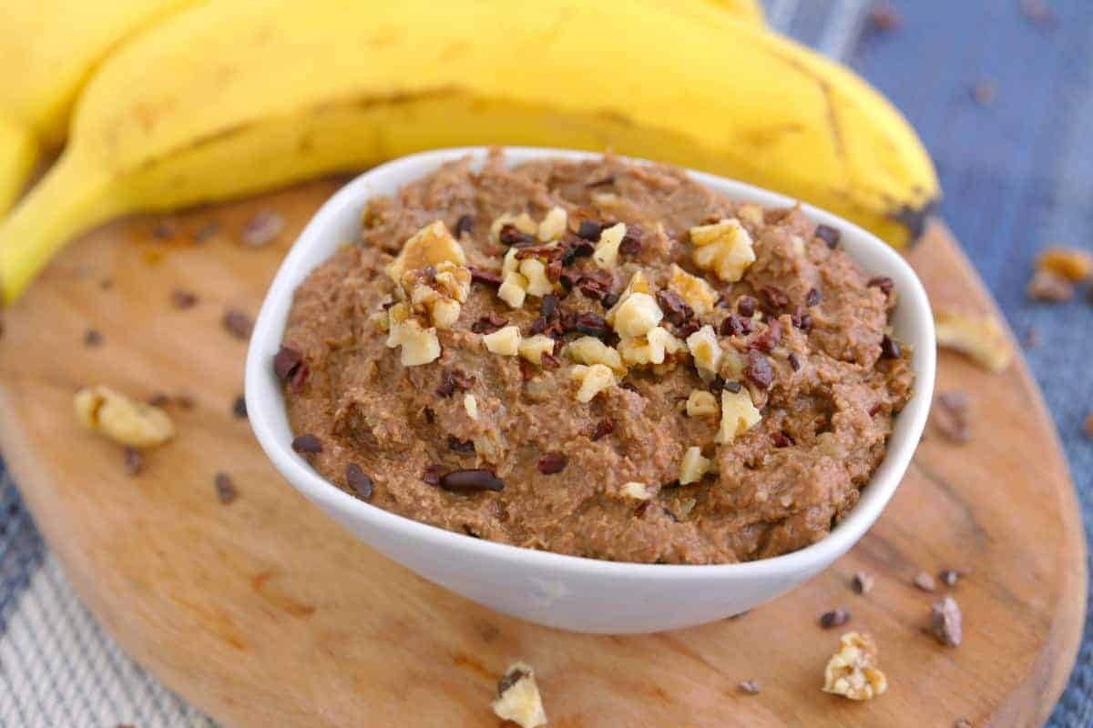Paleo Breakfast Porridge, Paleo Oatmeal Alternative