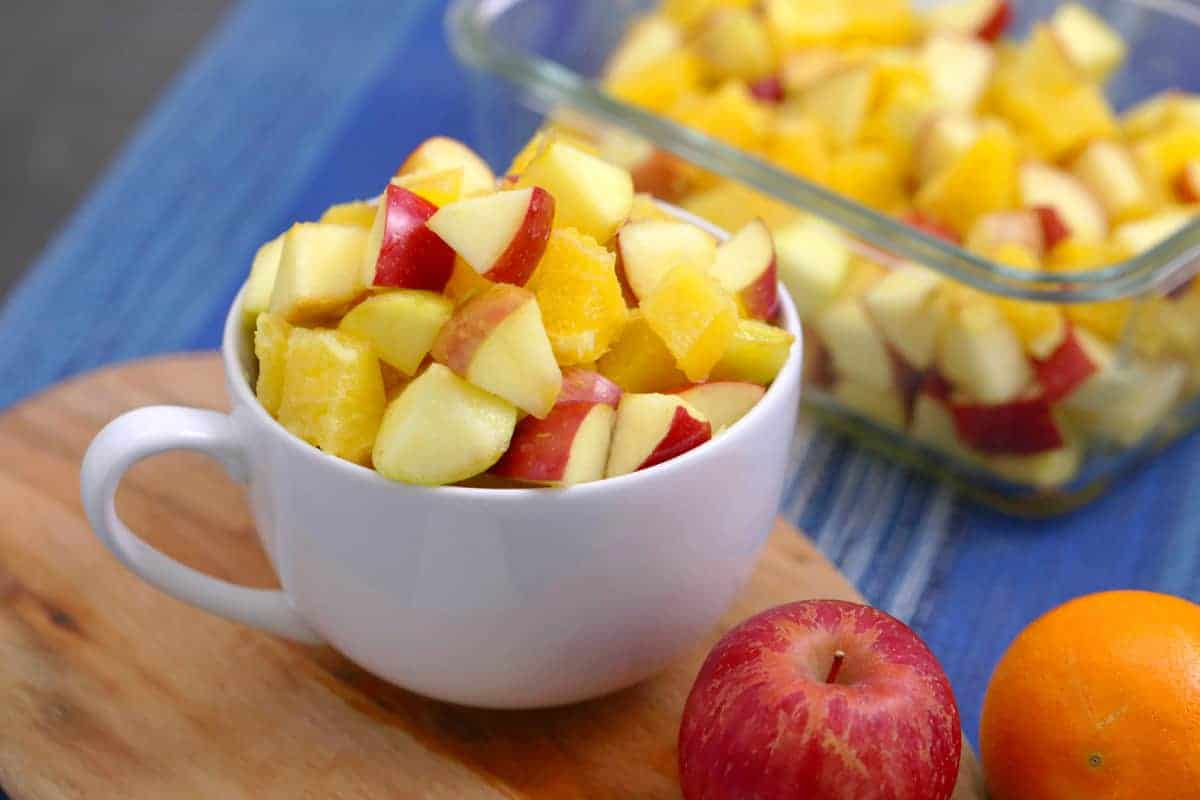 How to Keep Fruit Salad Fresh for a Week