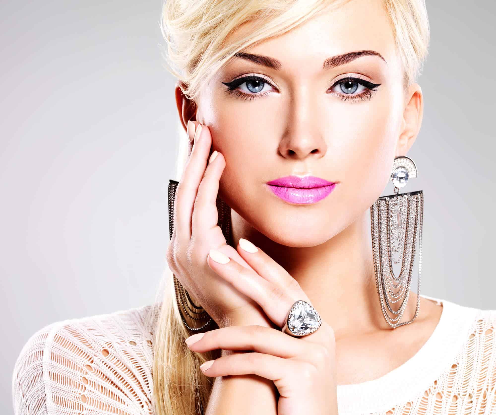 Large over sized Earrings - Single Earring