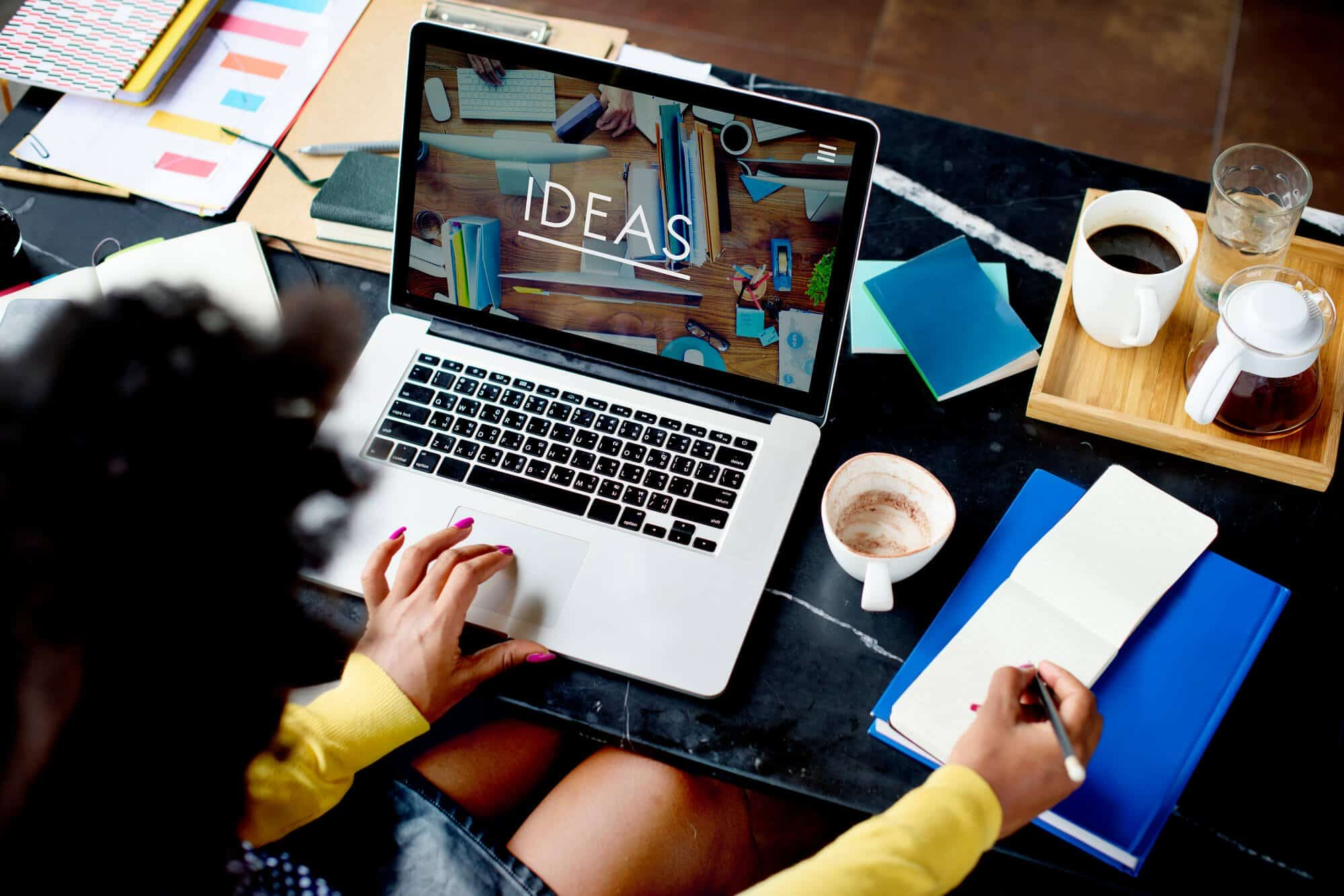 ideas on starting a business