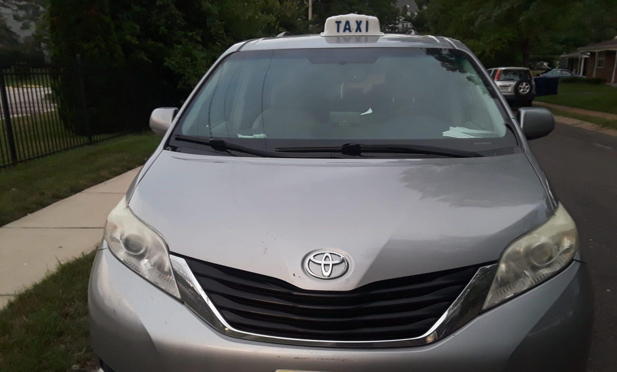 A Z Taxicab