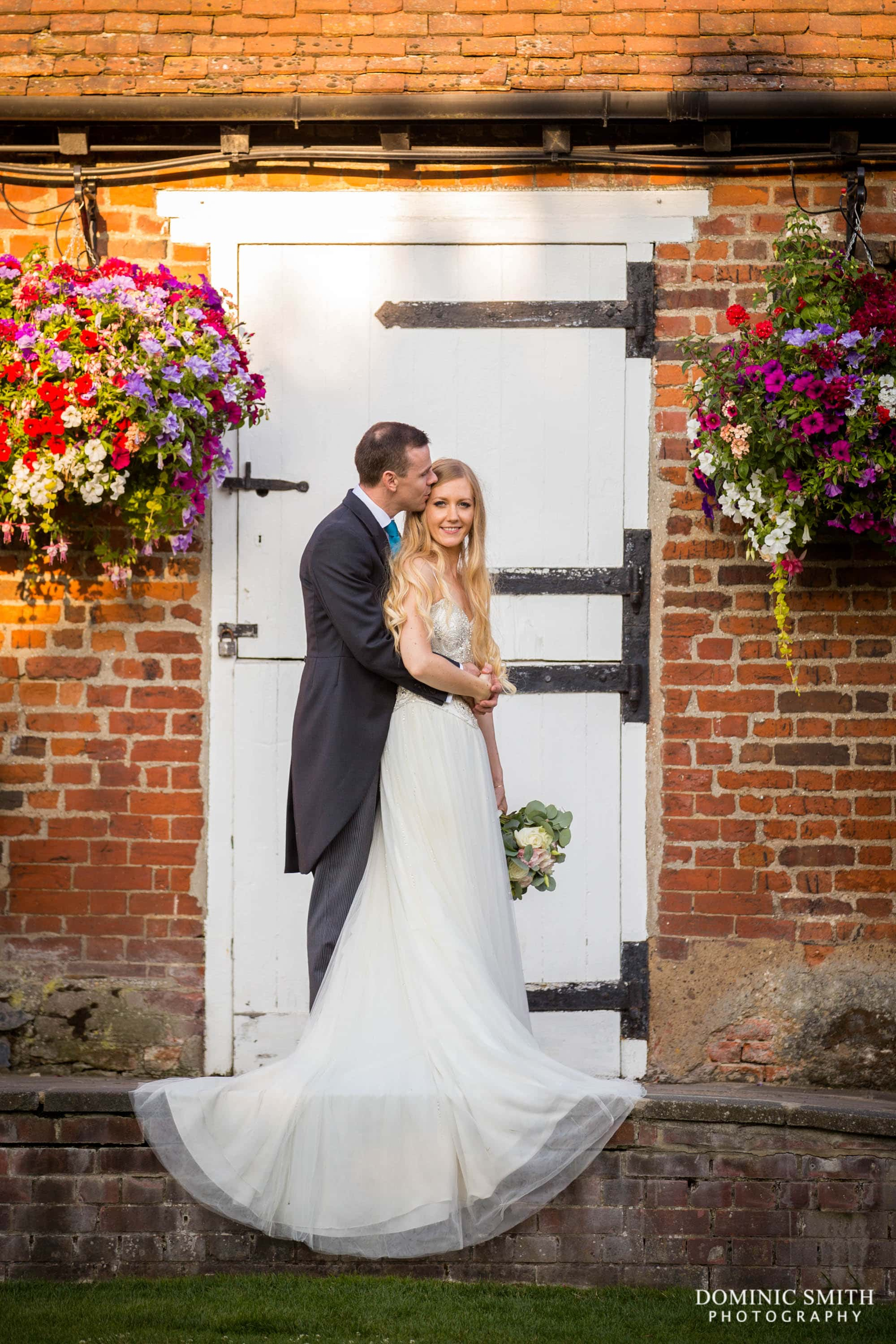 Cooling Castle Barn Wedding Photo 1