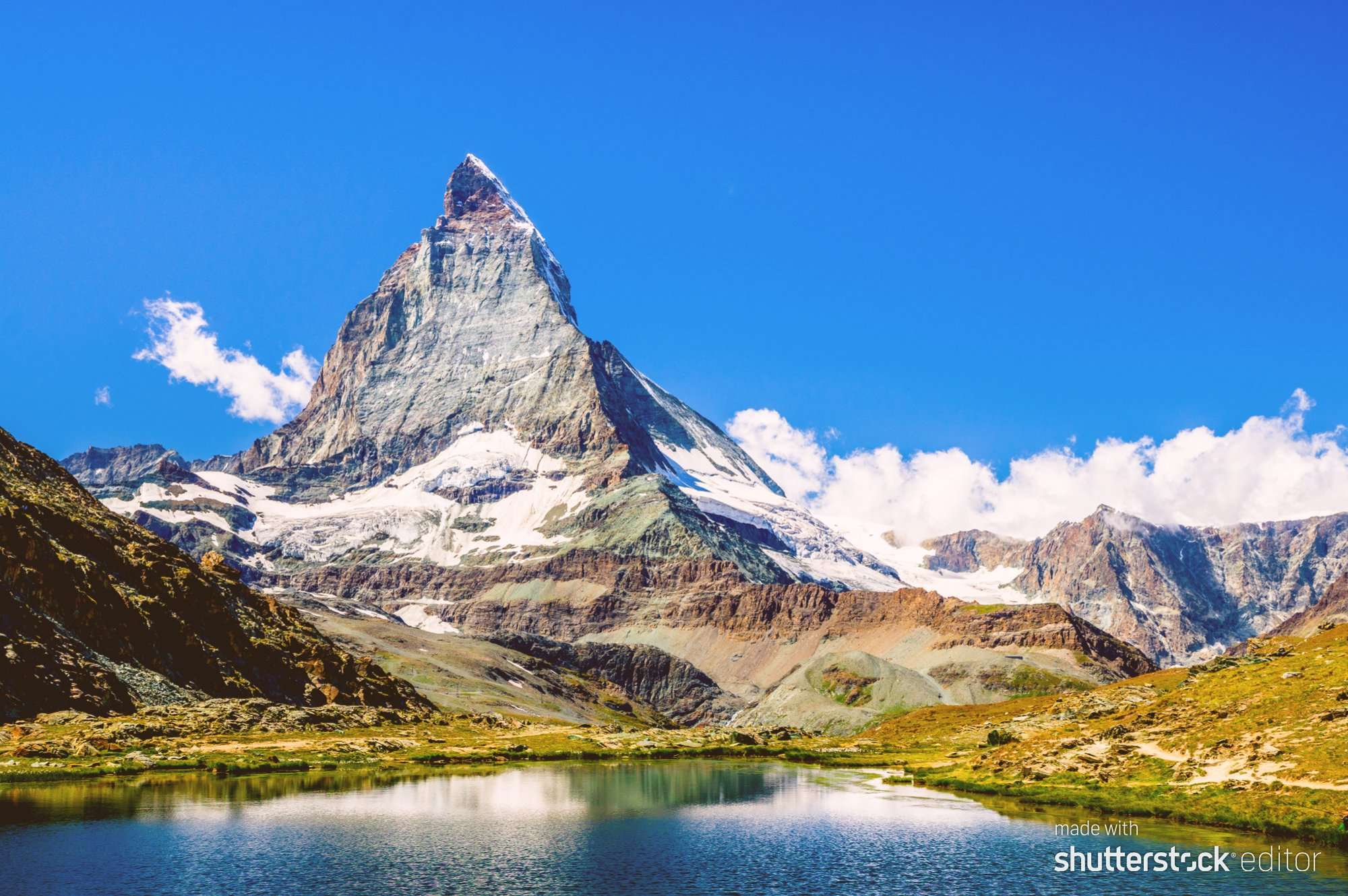 Walker's Haute Route: Arolla to Zermatt