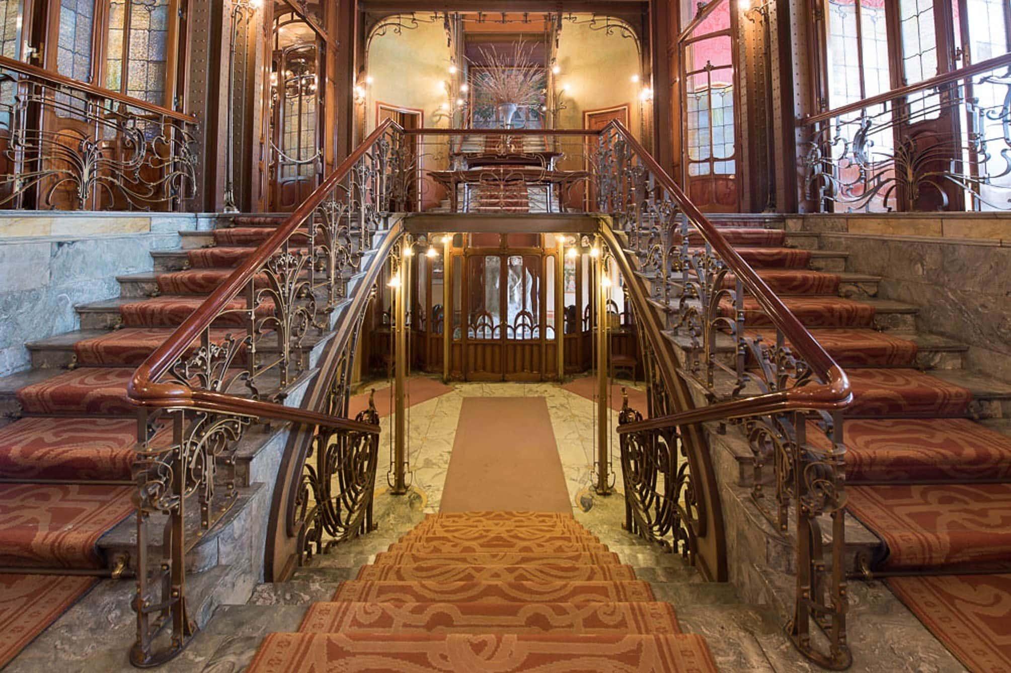 Hôtel Solvay ©EB - Photographe Voituron