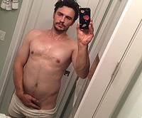 Ator James Franco pelado em fotos - Atores Pelados