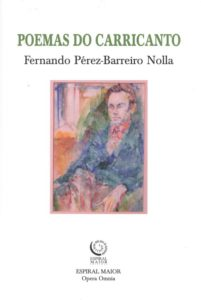 Portada de 'Poemas do Carricanto'