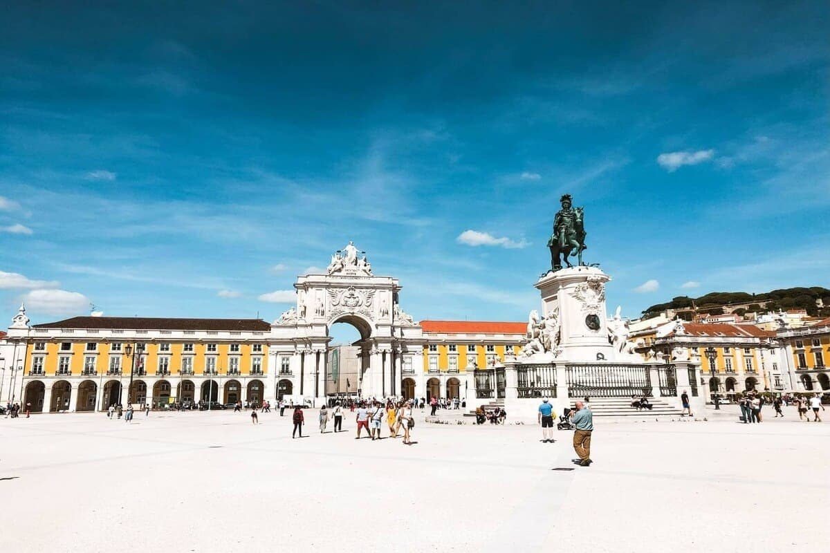 Lissabon an einem Tag - 24 Stunden Stopover in Portugal