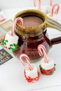 candy cane dippers
