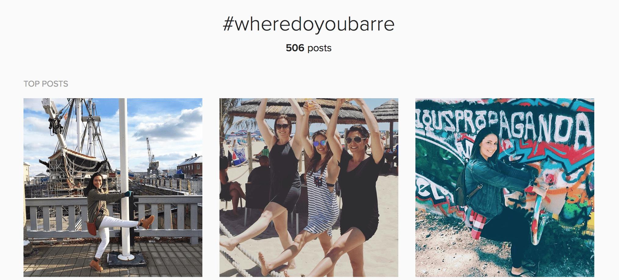 branded instagram hashtags